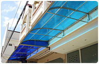 Awning Polycarbonate